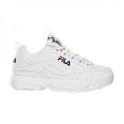 Fila Disruptor Blancas Low