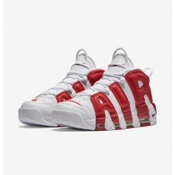 NIKE AIR MORE UPTEMPO W&RED