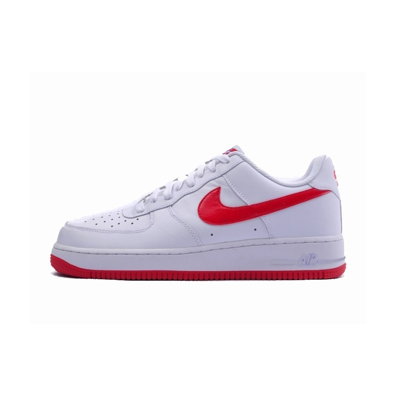 air force 1 naranjas y blancas