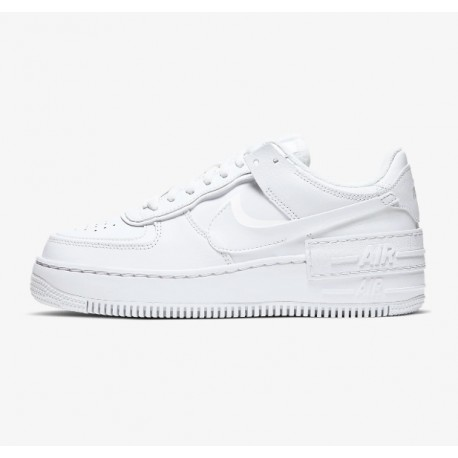 NIKE AIR FORCE 1 SHADOW BLANCAS - PostuZapas