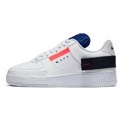 NIKE AIR FORCE 1 TYPE AF1 WHITE