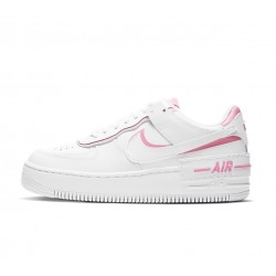 NIKE AIR FORCE CAF1 SHADOW WHITE PINK