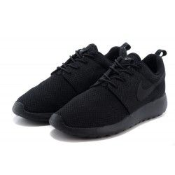 NIKE ROSHE RUN BLANCAS NEGRAS MODEL 5