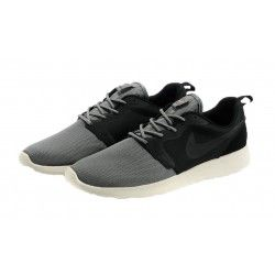 "NIKE Roshe Run ""HYPERFUSE"" GRIS/NEGRO"
