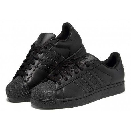 ADIDAS SUPERSTAR PHARRELL NEGRAS ZAPATILLAS ORIGINALES Y BARATAS