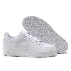 NIKE AIR FORCE ONE LOW BLANCAS